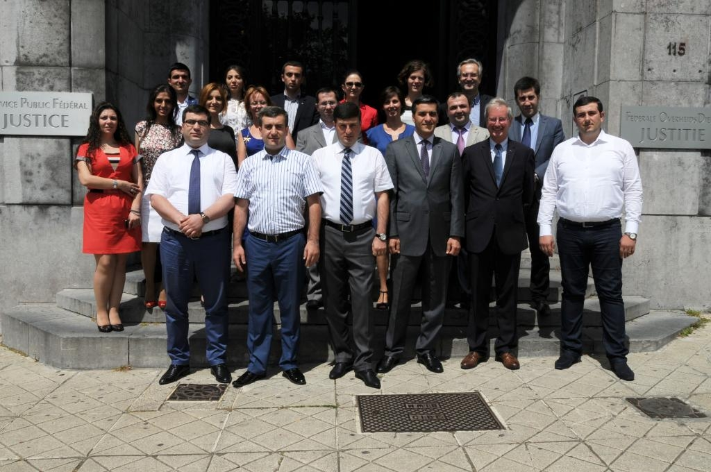 Visit of the Armenian delegation to Brussels and Strasbourg