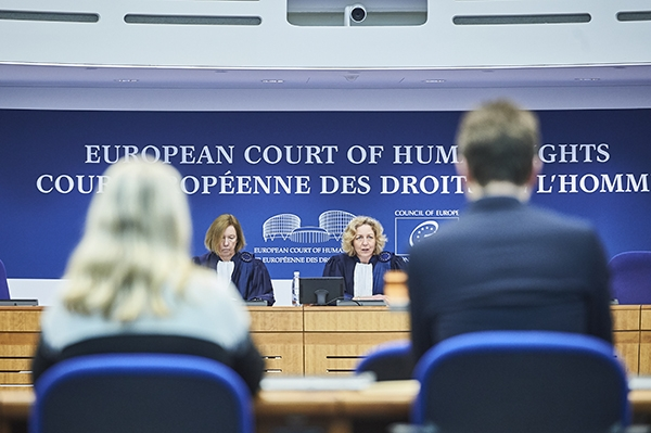 The request for a temporary interim measure in M. Grigoryan's case was satisfied by the ECtHR